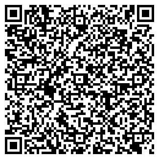 QR-код с контактной информацией организации МАНГУСТА