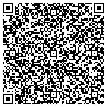 QR-код с контактной информацией организации ТКАНИ МАГАЗИН РУССКИЙ СИТЕЦ, ООО