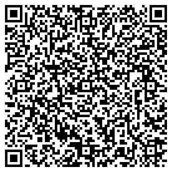 QR-код с контактной информацией организации САЛОН БАННЕТ, ООО