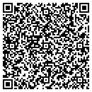 QR-код с контактной информацией организации АННАТА, ООО