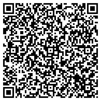 QR-код с контактной информацией организации ЛЕОНА, ООО