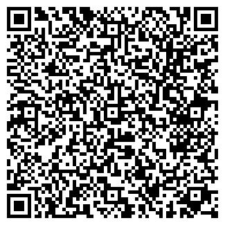 QR-код с контактной информацией организации ЛЕДИ