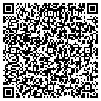 QR-код с контактной информацией организации СИНТЕТИКА