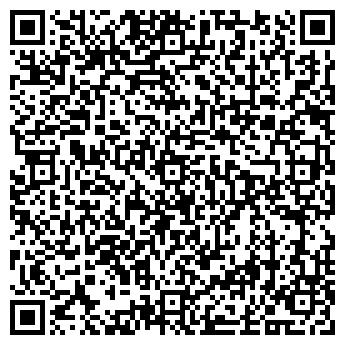 QR-код с контактной информацией организации АКВА-ТРОПИК, ООО