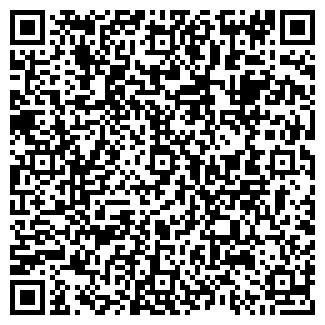 QR-код с контактной информацией организации СИНВА ТФ