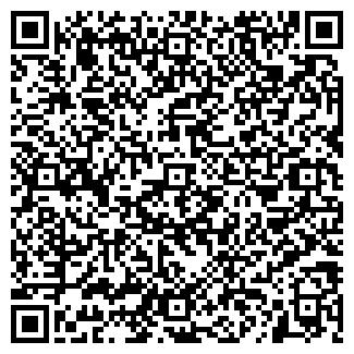 QR-код с контактной информацией организации FLORALAND
