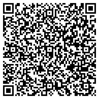 QR-код с контактной информацией организации ОГОРОДНИК № 6