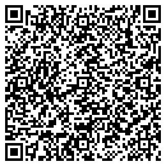 QR-код с контактной информацией организации БАРСИБ, ООО
