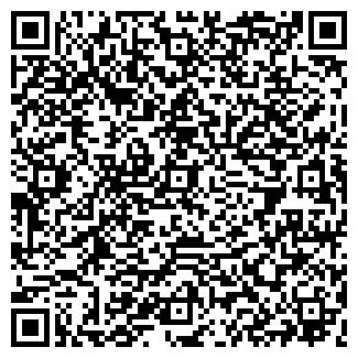 QR-код с контактной информацией организации ВИРАЖ, МУП