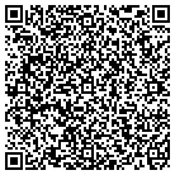 QR-код с контактной информацией организации ПЕТУХОВ Д. А.