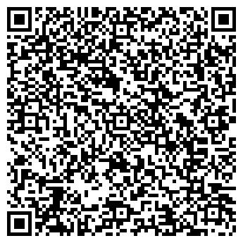 QR-код с контактной информацией организации ХЛЕБ МАГАЗИН ВОСХОД, ОАО