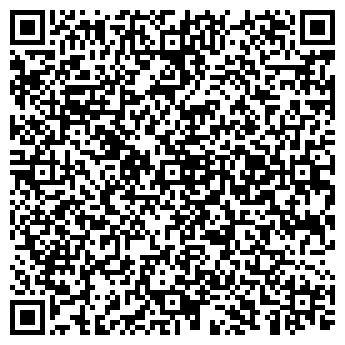 QR-код с контактной информацией организации ХОРАЛ, ЗАО