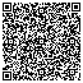 QR-код с контактной информацией организации ОАО КАСКАД