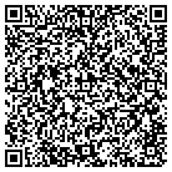 QR-код с контактной информацией организации РЯБИНУШКА, ЗАО