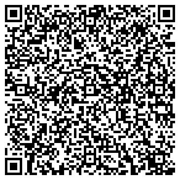 QR-код с контактной информацией организации ЕВРО-ЛАЙН, интерьер-салон