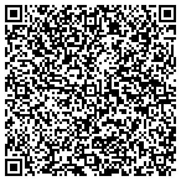 QR-код с контактной информацией организации ПЛАСТИКОВЫЕ ОКНА И ДВЕРИ
