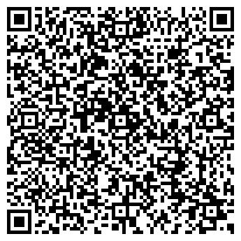 QR-код с контактной информацией организации ВЕКТОР ПОПОВА Н.В., ИП