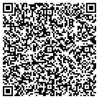 QR-код с контактной информацией организации ДВЕРИ САЛОН, ООО