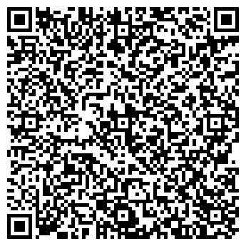 QR-код с контактной информацией организации ДОМАШНИЕ ДВЕРИ