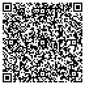 QR-код с контактной информацией организации КРЕМНИЙ