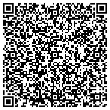 QR-код с контактной информацией организации АВТОСАЛОН НА ОБЪЕДИНЕНИЯ
