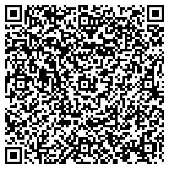 QR-код с контактной информацией организации АЗИЯ-ТРЕЙДИНГ, ООО