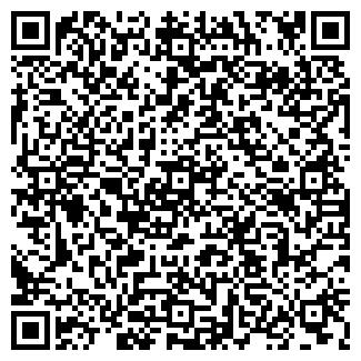 QR-код с контактной информацией организации ДАБФ
