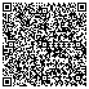 QR-код с контактной информацией организации ДЖИП 4X4, ЧП
