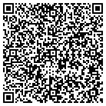 QR-код с контактной информацией организации КОНТУР ЛТД