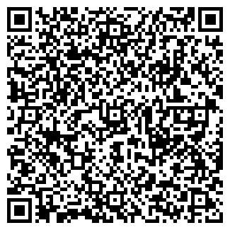 QR-код с контактной информацией организации МЕДИАН ОДО