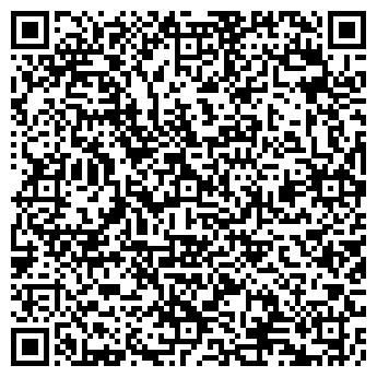 QR-код с контактной информацией организации МУСТАНГ АВТОСАЛОН, ООО
