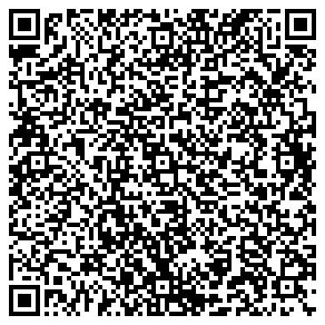 QR-код с контактной информацией организации АТЛАНТ ОЗДОРОВИТЕЛЬНЫЙ КЛУБ ООО КАЛИФ