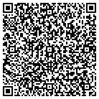 QR-код с контактной информацией организации ДОМ СПОРТА СПАО