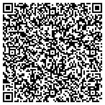 QR-код с контактной информацией организации КРАСНАЯ ШАПОЧКА ДЕТСКИЙ САД № 197, МУП