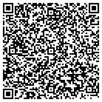 QR-код с контактной информацией организации № 1 БОЛЬНИЦЫ СО РАН