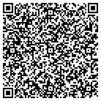 QR-код с контактной информацией организации МЕТА ЦЕНТР