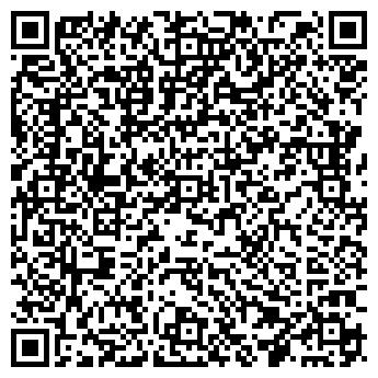 QR-код с контактной информацией организации РЕНСИ НПФ, ЗАО