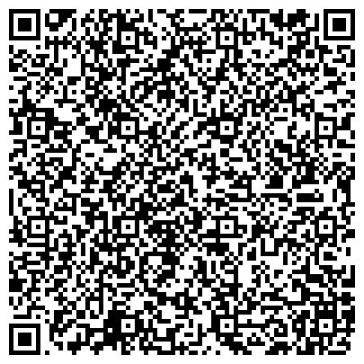 """QR-код с контактной информацией организации ПИНСКАЯ ФАБРИКА ХУДОЖЕСТВЕННЫХ ИЗДЕЛИЙ """"КРЫНIЦА ПАЛЕССЯ"""""""