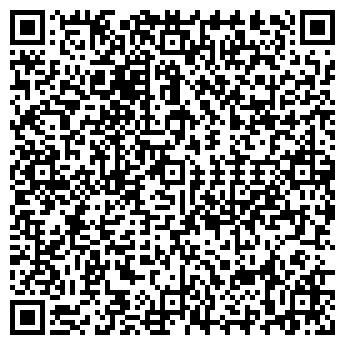 QR-код с контактной информацией организации ИНТЕРПЛЮС, ООО
