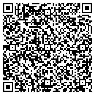 QR-код с контактной информацией организации ДЖИП 4Х4