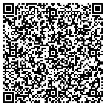 QR-код с контактной информацией организации КОЛЕСО УДАЧИ