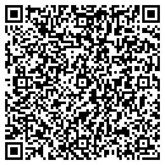 QR-код с контактной информацией организации МИЦУБИСИ