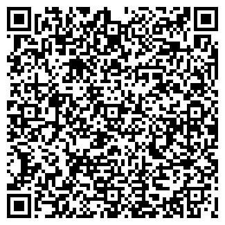 QR-код с контактной информацией организации ПЛУТОН