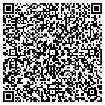 QR-код с контактной информацией организации ПОЛИМЕР
