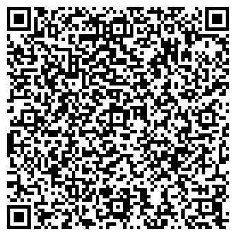 QR-код с контактной информацией организации ГЛИФ МНПП, ЗАО