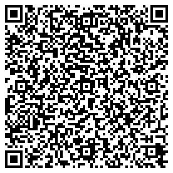QR-код с контактной информацией организации ОРИОН НПФ, ЗАО