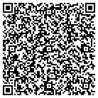 QR-код с контактной информацией организации МЕФА, ООО