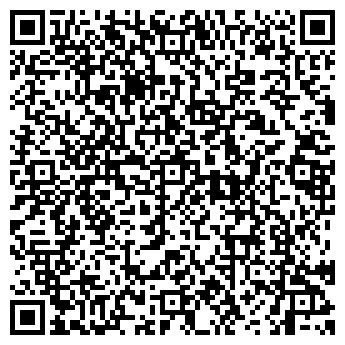 QR-код с контактной информацией организации АЛЛАДИН ДИЗАЙН-СТУДИЯ