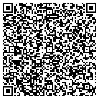 QR-код с контактной информацией организации ДВЕРЬ-СЕРВИС