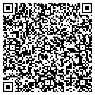 QR-код с контактной информацией организации РААВА